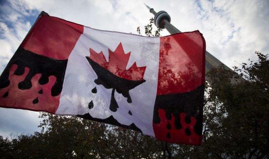 Tar-Flag-Toronto