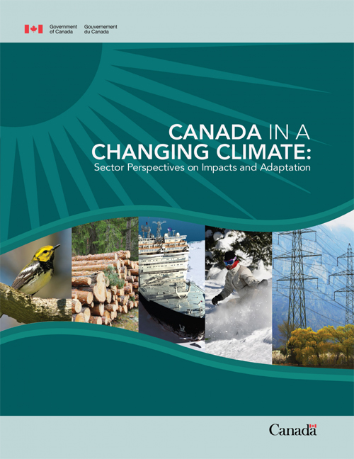 Canada in a Changing Climate